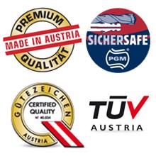 Всички инструменти на Alpen-Maykestag отговарят на най-високите стандарти за качество.