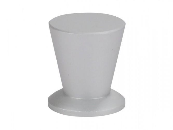 Дръжка за мебели 1005 - С един винт, Алуминий
