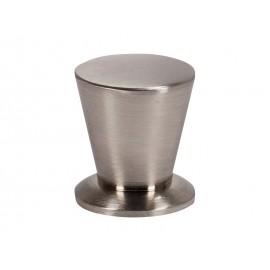 Дръжка за мебели 1005 - С един винт, Инокс