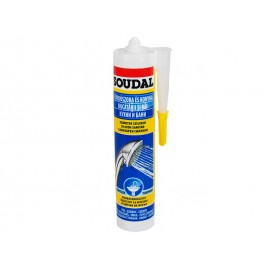 Soudal Sanitar Sealant - 300 ml, Transparent