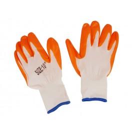 Чифт защитни работни ръкавици топени в нитрил Sparow