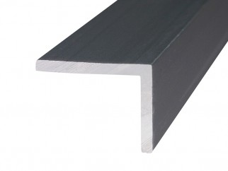 Aluminium L-shaped Profile For Furniture
