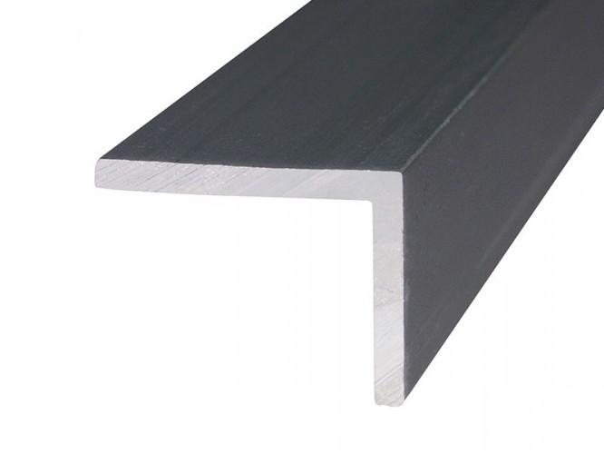 Алуминиев Г-образен профил за мебели