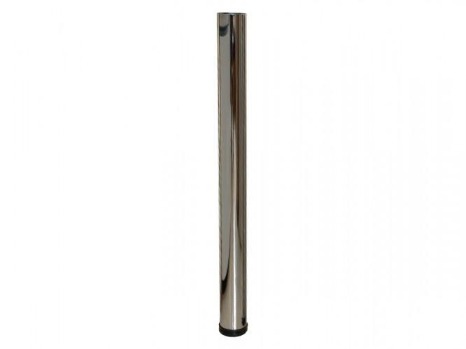 Метален крак за бюра и маси с регулиране KAMA 710 - Хром