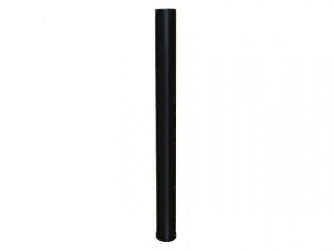 Метален крак за бюра и маси с регулиране KAMA 710 - Черен