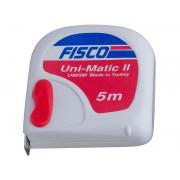 Ролетка за измерване Fisco Uni Matic - 5 метра