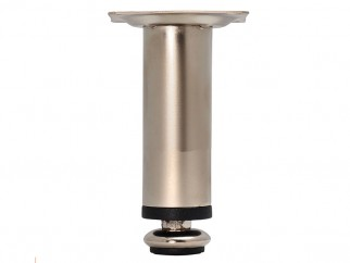 510 Adjustable Furniture Leg - 100 mm, Inox