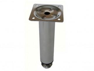 510 Adjustable Furniture Leg - 150 mm, Chrome