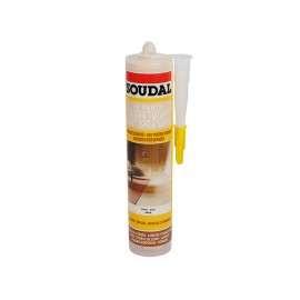 Soudal Floors & Skirting Sealant - Sycamore