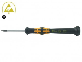 Wera Kraftform Micro 1567 Torx Screwdriver - TX 5