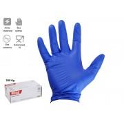 Ръкавици от нитрил за еднократно ползване Ansell Edge 82-133, L размер, 300 бр.