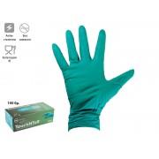 Ръкавици от нитрил за еднократно ползване Ansell TouchNTuff 92-600, L, 100 бр.