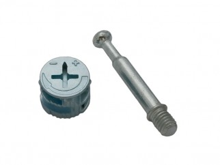 KAMA CF1008B Minifix Connecting Bolt With Cam