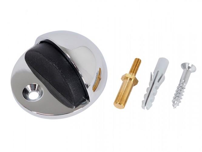 Стопер за интериорни врати 4066AA - Хром