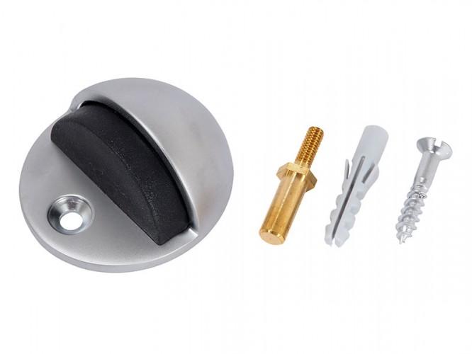 Стопер за интериорни врати 4066AD - Сатен Хром