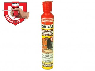 Soudal Genius Gun Polyurethane Handwork Foam - 750 ml