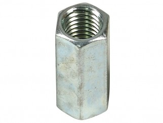 Wkret-met ZN Long Hex Nut - M8 x 25 mm