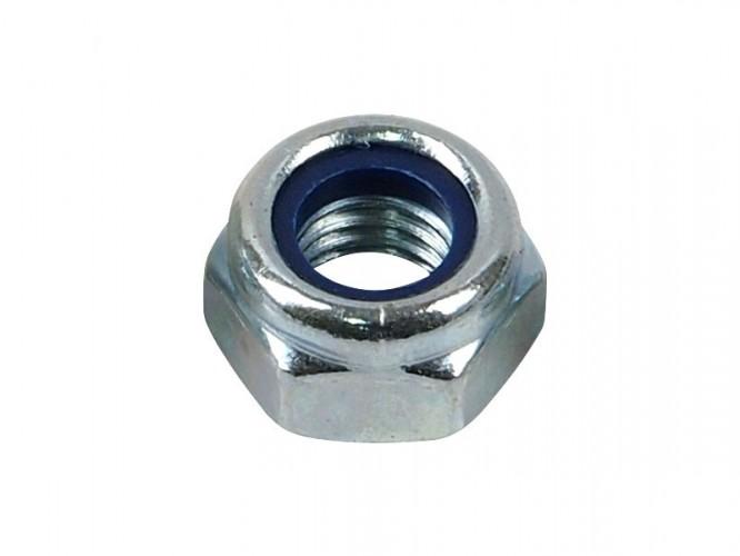 Self Locking Nut >> Hex Self Locking Nut M8