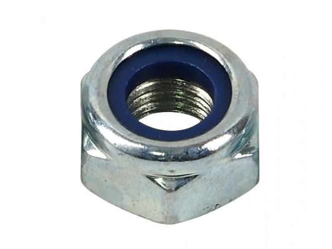 Self Locking Nut >> Hex Self Locking Nut M10