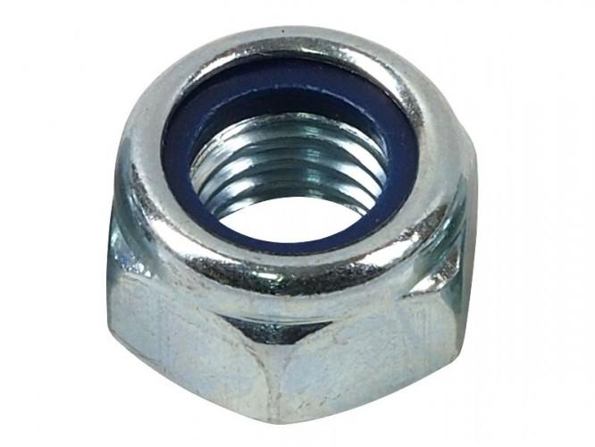 Self Locking Nut >> Hex Self Locking Nut M12 Nuts Buy Now
