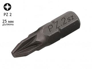 Накрайник (бит) за отвертки KAMA - PZ 2, 25 мм