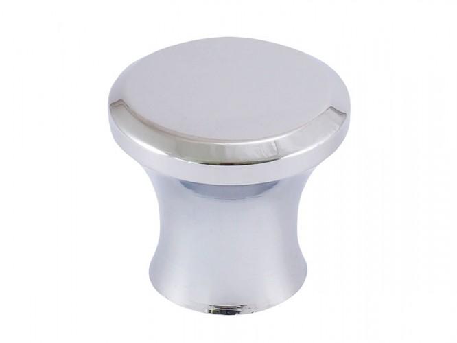 Дръжка за мебели KAMA B0027 - С един винт, Хром