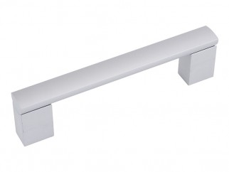 UA172 Aluminium Furniture Handle - 128 mm