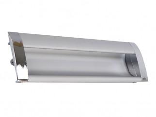 326 Aluminium Sliding Door Handle - 128 mm