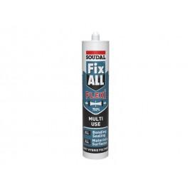 Soudal Fix All Flexi Sealant & Adhesive - White