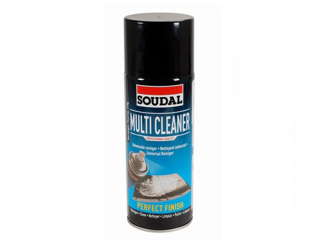Универсален почистващ спрей с пяна Soudal Multi Cleaner