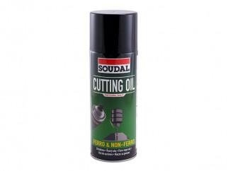 Охлаждащ спрей-масло за дупчене и рязане Soudal Cutting Oil