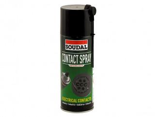 Универсален контактен спрей Soudal Contact Spray
