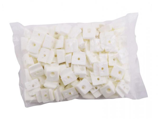 Пластмасови държачи за стъкло - 100 бр.