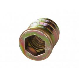 Винтова гайка за дърво от стомана KAMA - M8 x 15 мм