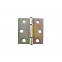 Шарнирна панта за мебели и кутии Metal - 35 х 35 мм