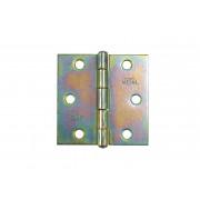 Шарнирна панта за мебели и кутии Metal - 40 х 50 мм