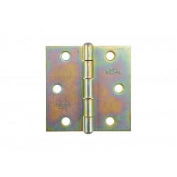 Шарнирна панта за мебели и кутии Metal - 50 х 50 мм