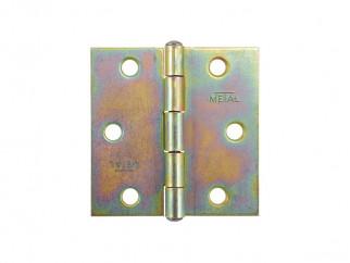 Metal Pivot Furniture Hinge - 50 х 50 mm