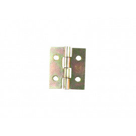DMX ZS Pivot Furniture Hinge - 20 х 17 mm