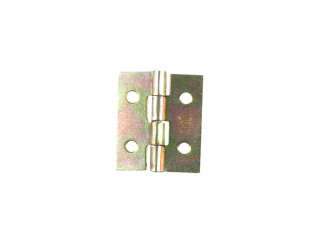 ZS Pivot Furniture Hinge - 20 х 17 х 0.5 mm