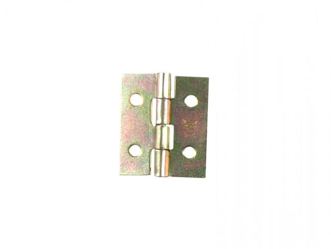 Шарнирна панта за мебели и кутии ZS - 20 х 17 х 0.5 мм