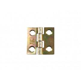 ZS Pivot Furniture Hinge - 25 х 24 х 1.0 mm