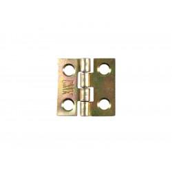 Шарнирна панта за мебели и кутии ZS - 25 х 24 х 1.0 мм