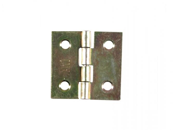 Шарнирна панта за мебели и кутии ZS - 35 х 35 х 1.0 мм