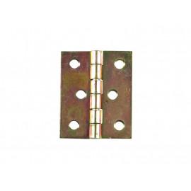 ZS Pivot Furniture Hinge - 50 х 42 х 1.0 mm