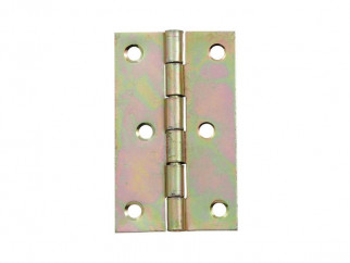 Шарнирна панта за мебели и кутии ZS - 70 х 43 х 1.0 мм