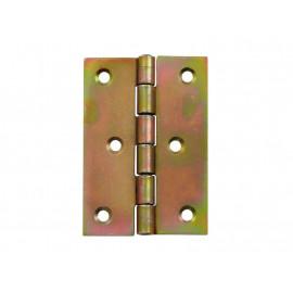 ZS Pivot Furniture Hinge - 80 х 56 х 1.5 mm