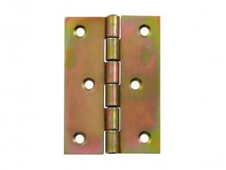 Шарнирна панта за мебели и кутии ZS - 80 х 56 х 1.5 мм