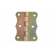 Декоративна шарнирна панта за мебели и кутии DMX ZO - 80 х 63 мм