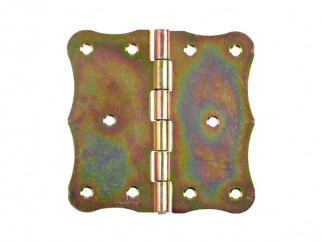 Декоративна шарнирна панта за мебели и кутии ZO - 100 x 105 мм